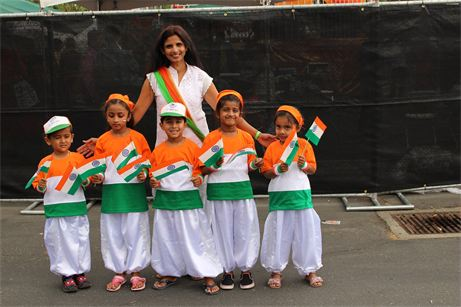 FIA Independence Day Performance