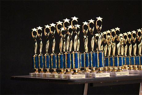 Recital and Trophy Ceremony Dec 6, 2013